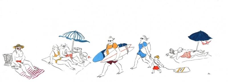 dessin de Clara Mari