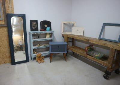 ensemble de meuble relooké