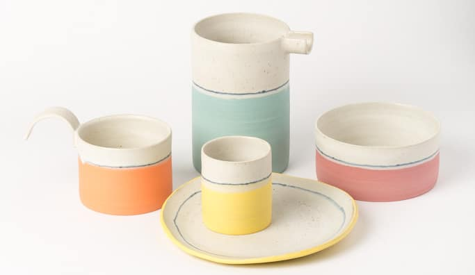 réalisations de Bianina Ceramics
