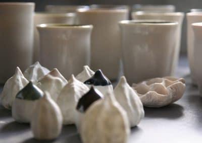 Aude Fabrik, une céramique pleine de douceur et de poésie