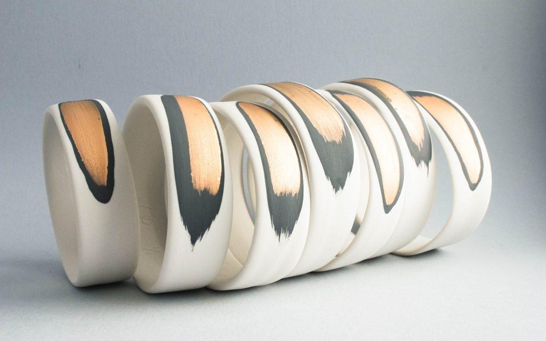 Umi Studio – bracelets de porcelaine
