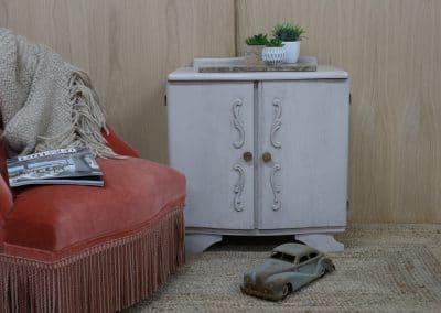 """Roseline"" – meuble d'appoint"
