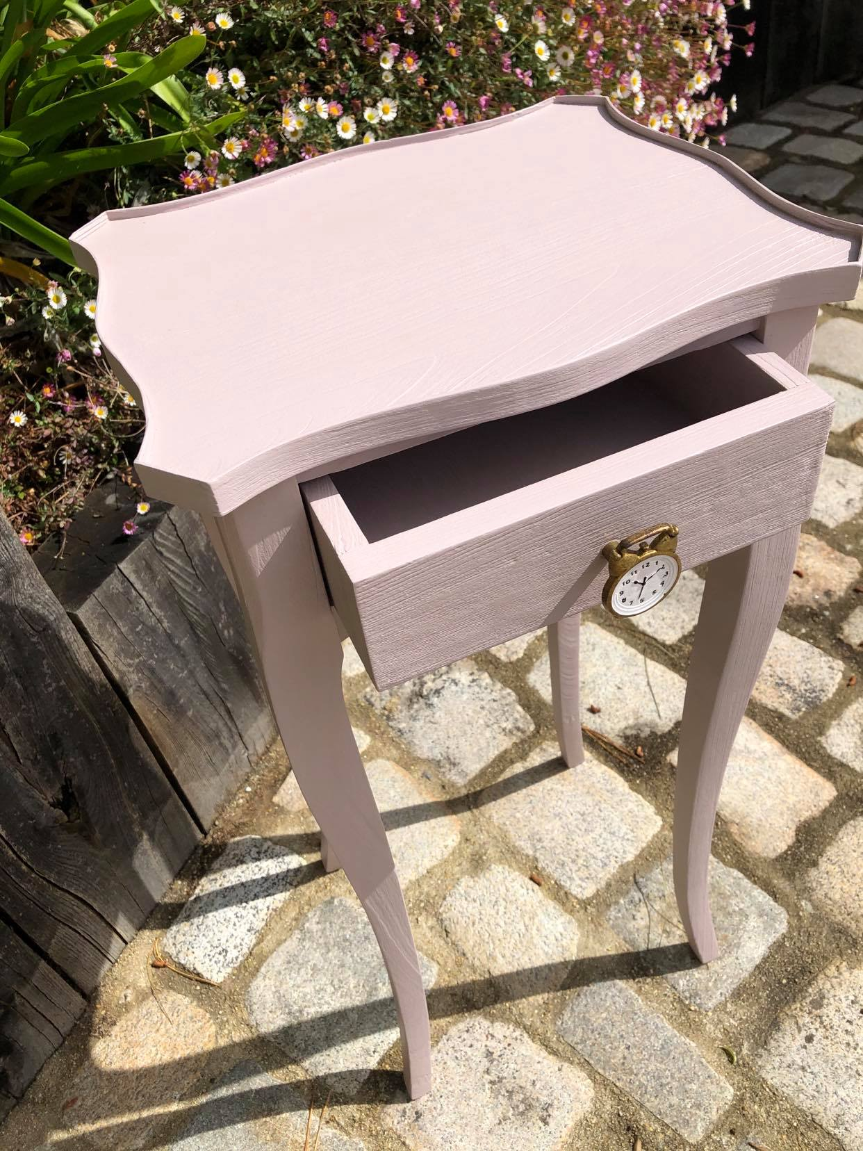 Petite table haute Margot
